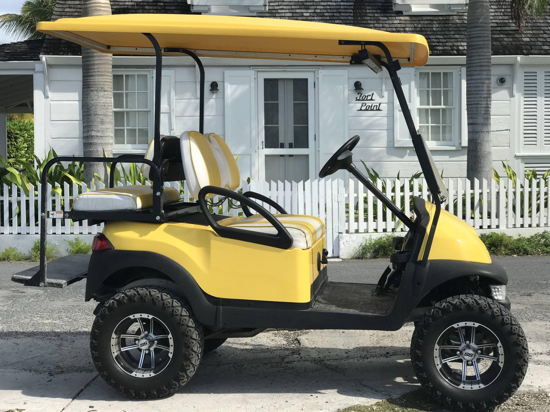 Premium Harbour Island Golf Cart Rental