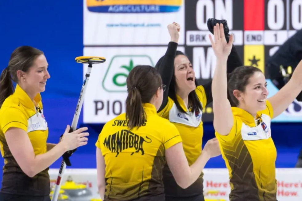 Women's curling Canada - Why is Manitoba so strong?