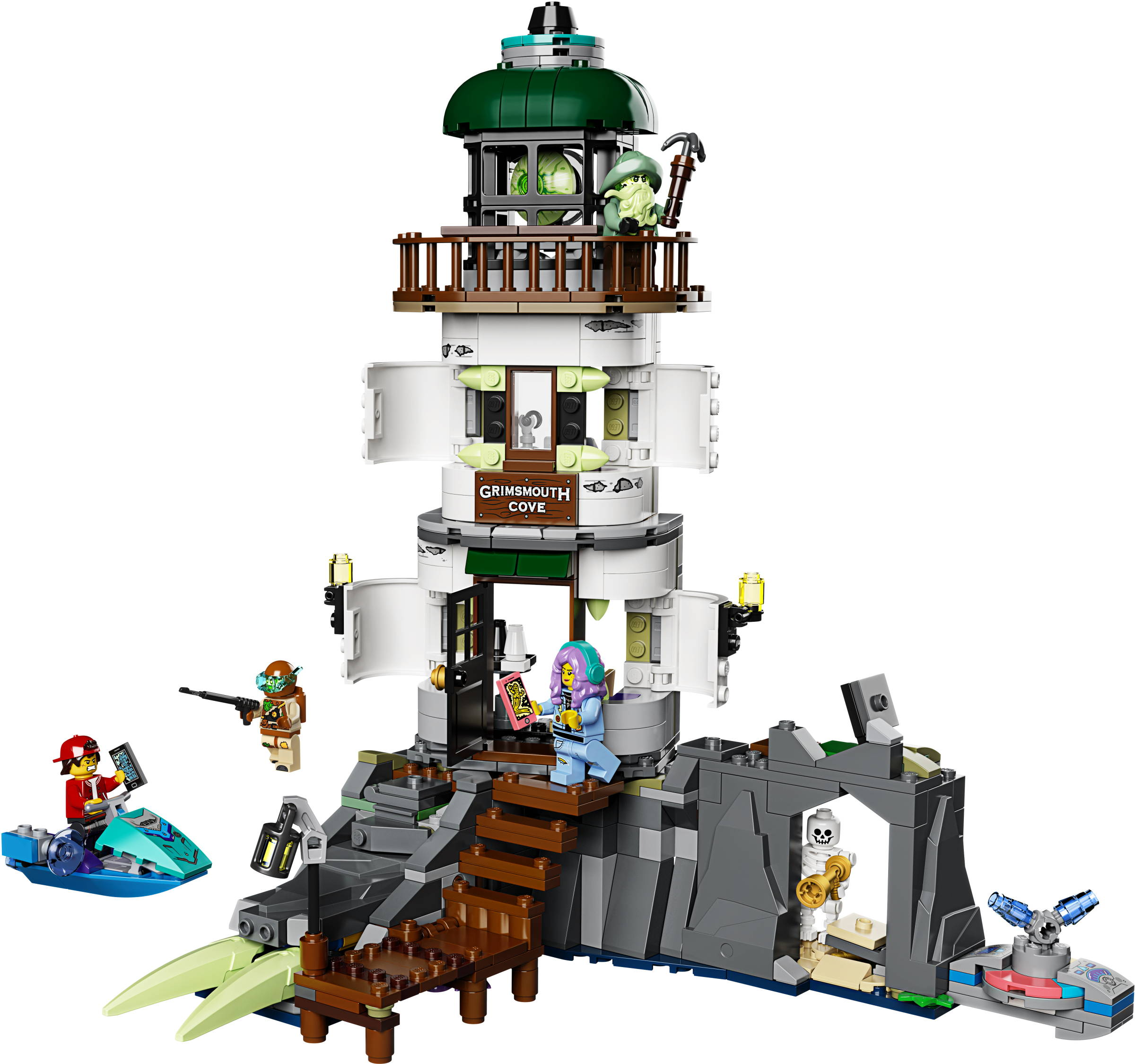 LEGO 70431-1 The Lighthouse of Darkness