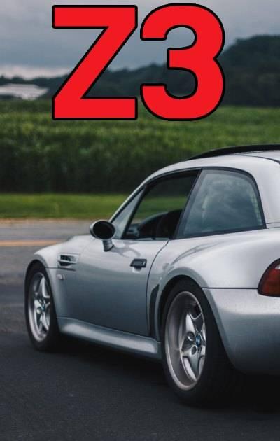 BMW Z3 MODEL FITMENT