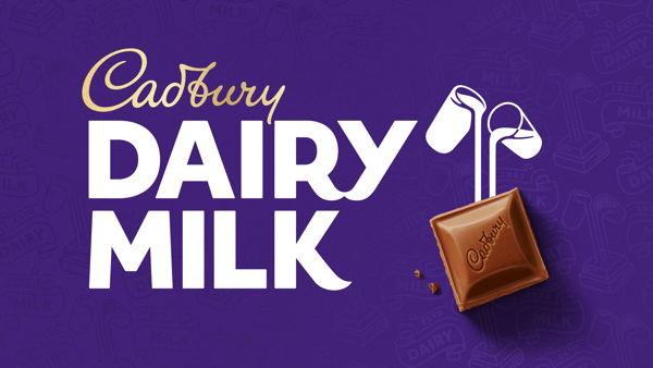 Cadbury Dairy Milk - New Brand Identity & Packaging