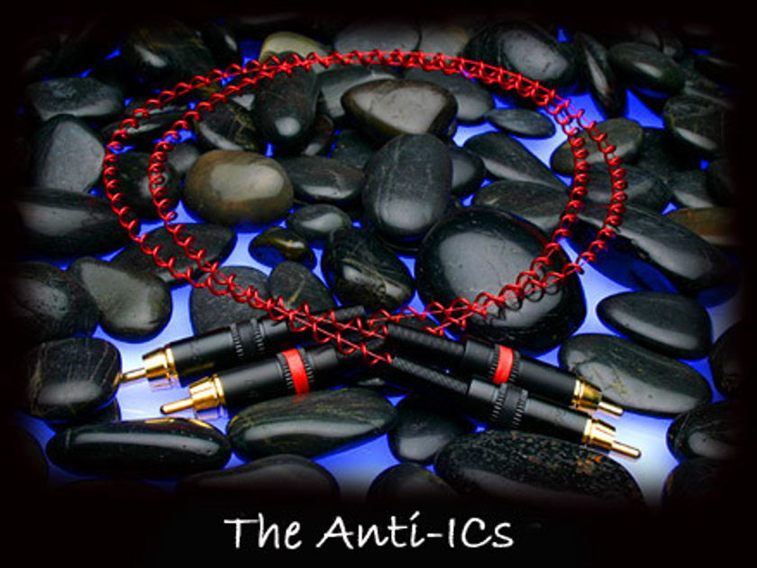 Anti-ICs by Paul Speltz XLR and RCA