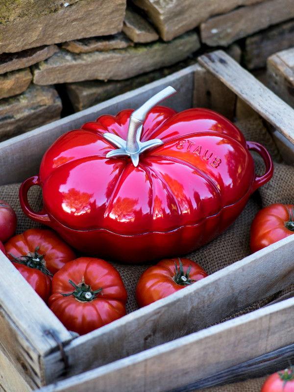 Tomato Cocotte, 25 cm