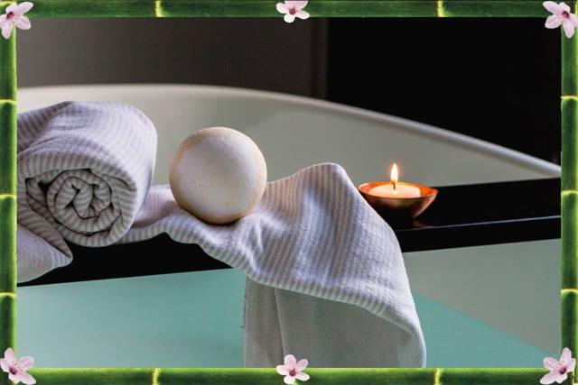 Relaxation - Aromatherapy Bath Thai-Me Spa Hot Springs, AR