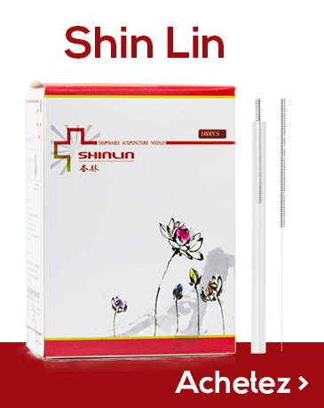 acheter des aiguilles d'acupuncture shinlin au Canada