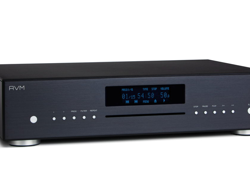 AVM AUDIO GERMANY CD 3.2 CD PLAYER PURE CLASS A - AWARD WINNING