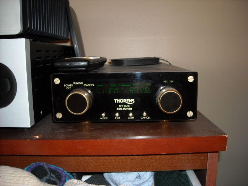 Thorens TRT-2000 RDS AM/FM Tuner