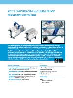 Product information XDD1