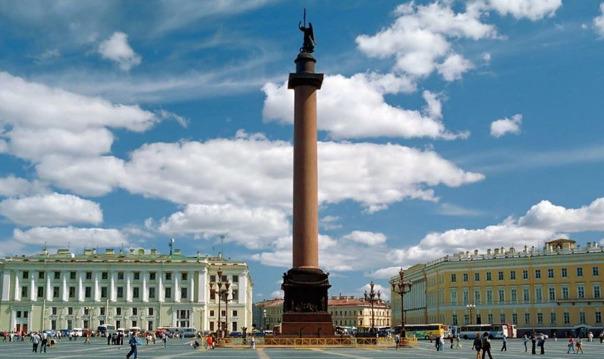 Экскурсия с гидом по Санкт-Петербургу на минивене