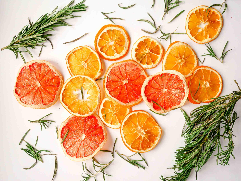 Cyclosas - Fruits et légumes de saison hier agrumes vitamine c