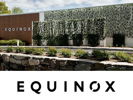 Two Equinox Memberships!