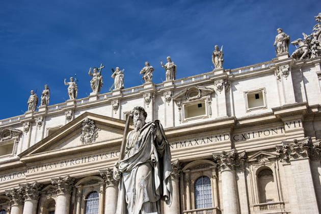 Без очереди: Музеи Ватикана и Сикстинская капелла, входной билет