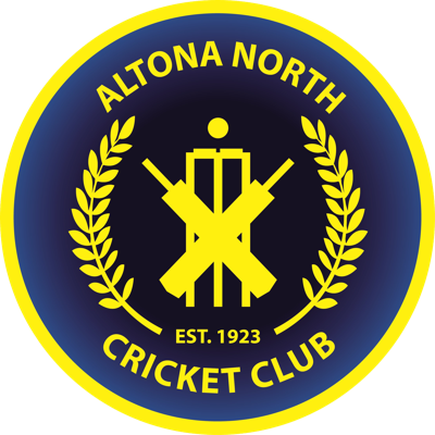 Altona North Cricket Club Logo