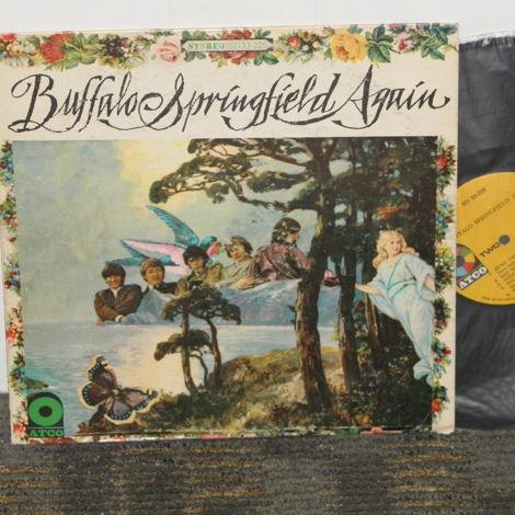 "Buffalo Springfield ""Again"" Atco SD 33-226 1841 B'way Labels"