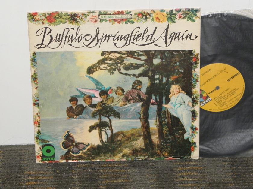"Buffalo Springfield ""Again"" - Atco SD 33-226 1841 B'way Labels Special Tk'sgiv'n 25% off+ free ship!"