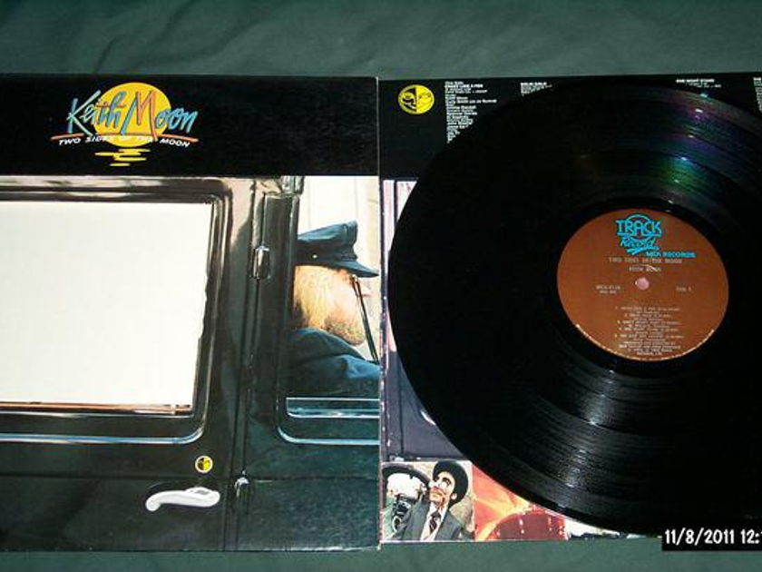 Keith moon - Two Sides Of The moon lp nm