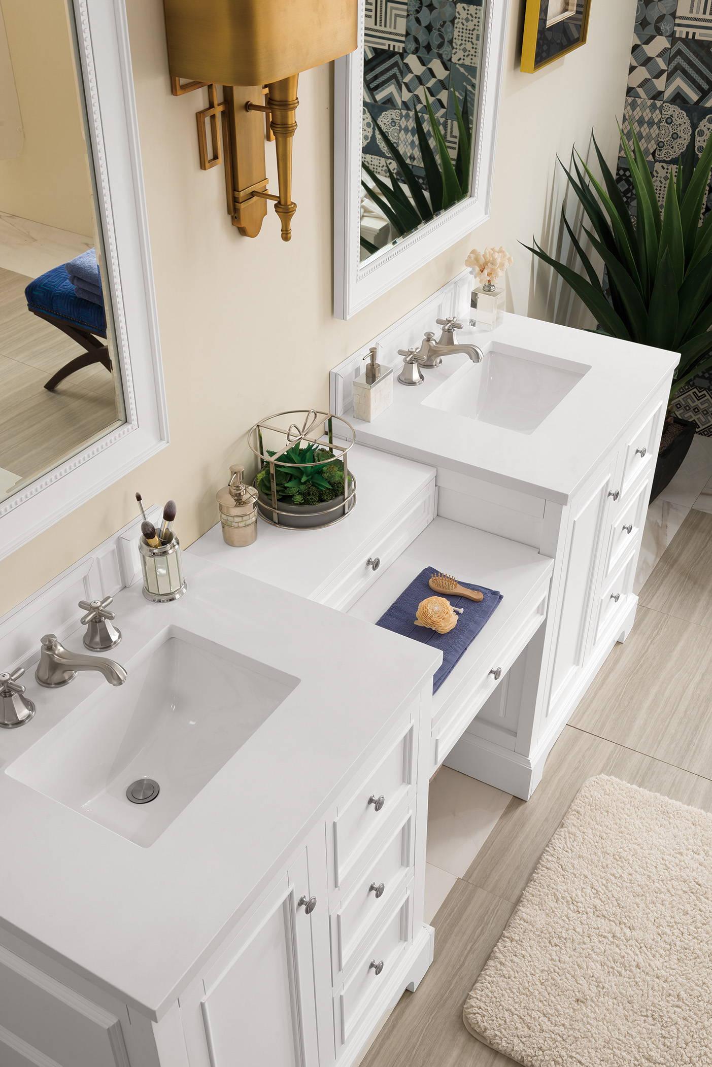 """De Soto 60"""" Single Bathroom Vanity"""