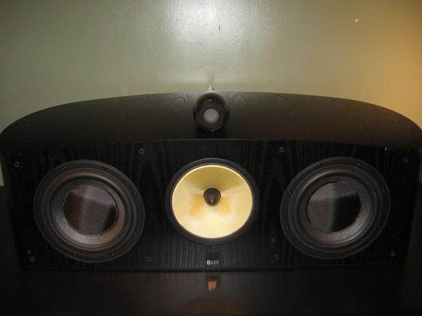 B&W HTM2D Series 1 - Black