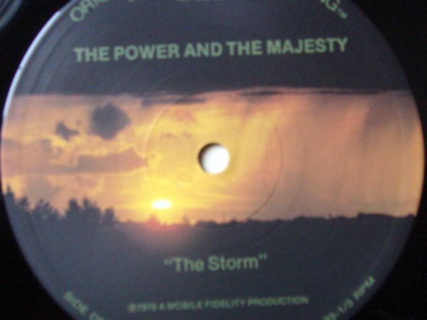★Audiophile★ MFSL / - The Power and the Majesty, NM!