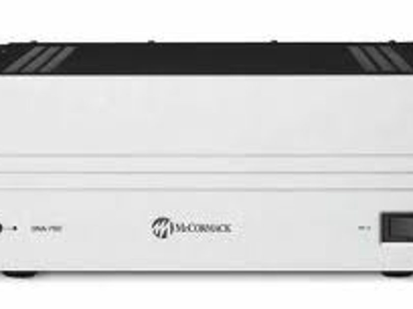 McCormack DNA-750 Monoblock Power Amplifiers, 650W, New with Full Warranty