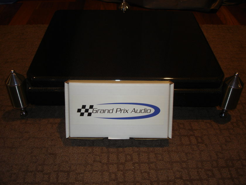 Grand Prix Audio Monaco Special Edition Stand with Apex Footers