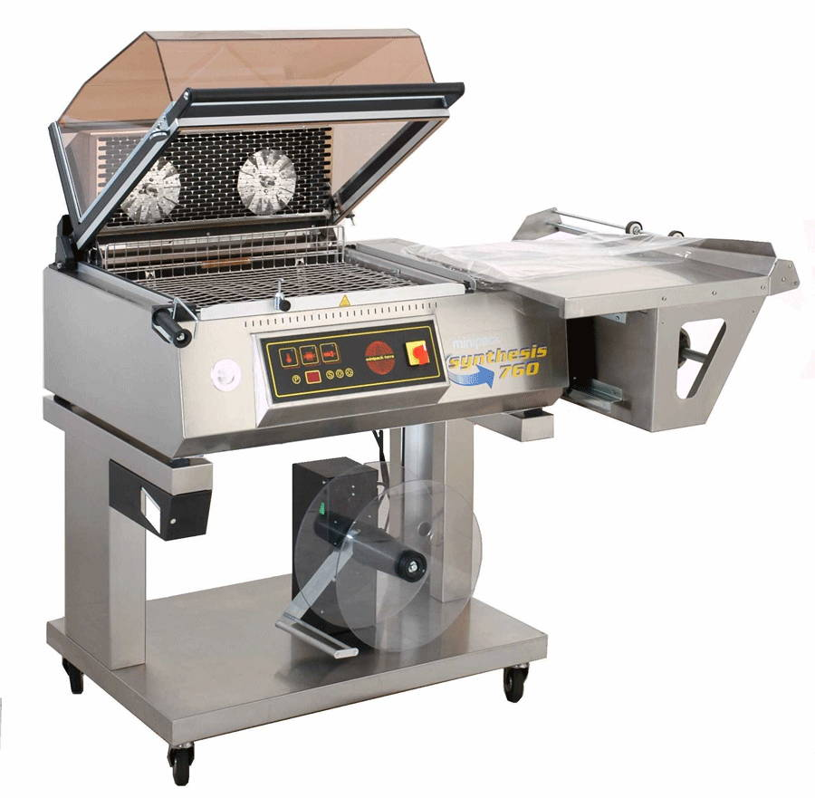Synthesis INOX packaging machine