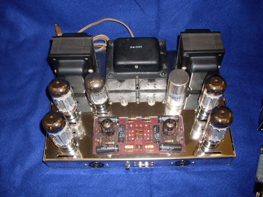 """Dynaco Stereo 70 Super Clean & 4 New """"FAT BOYS"""""""