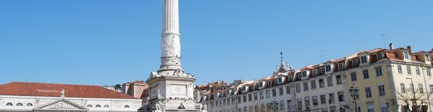 Групповая пешеходная экскурсия по центру Лиссабона