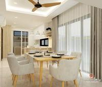 c-plus-design-modern-zen-malaysia-selangor-dining-room-3d-drawing