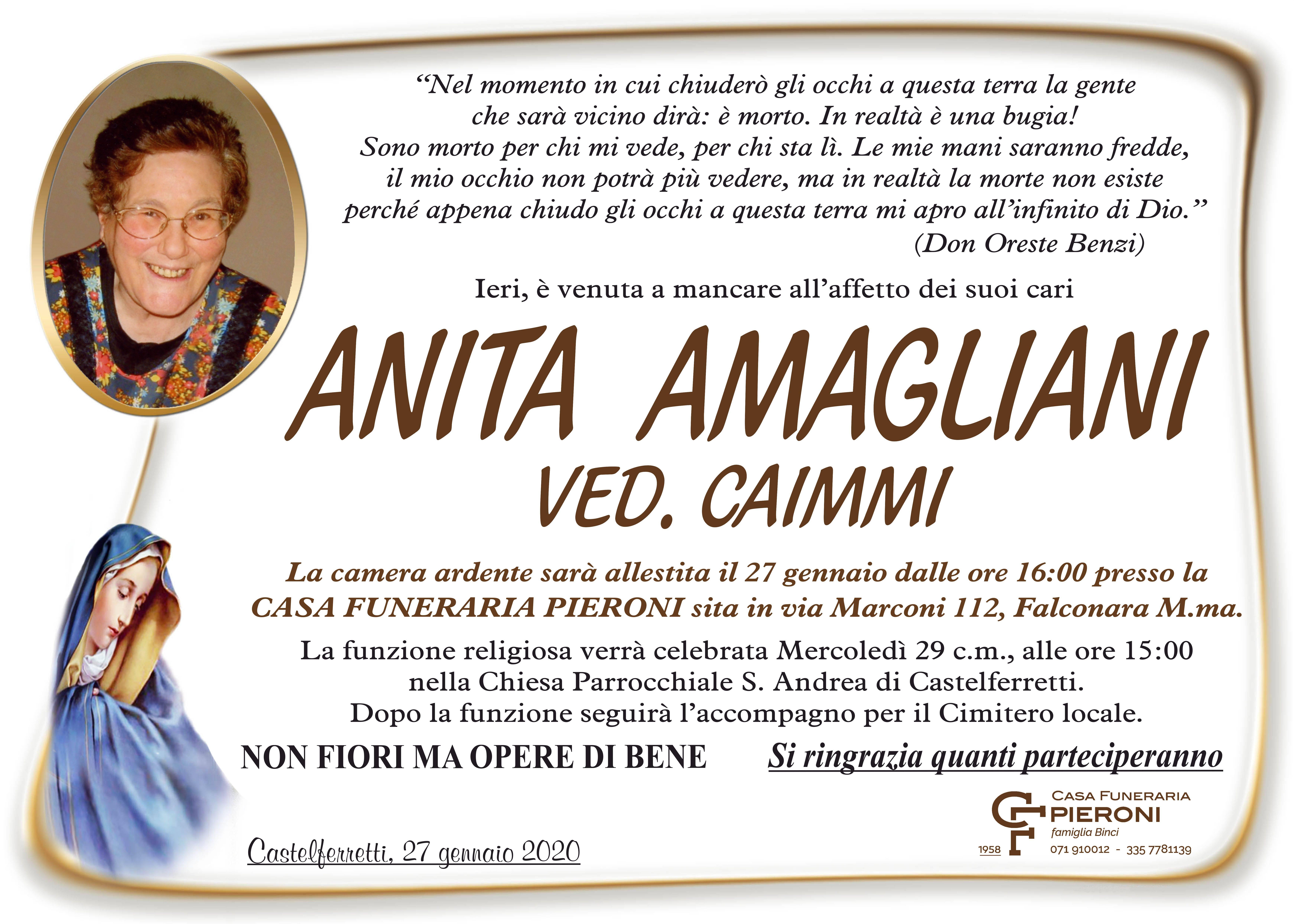 Anita Amagliani