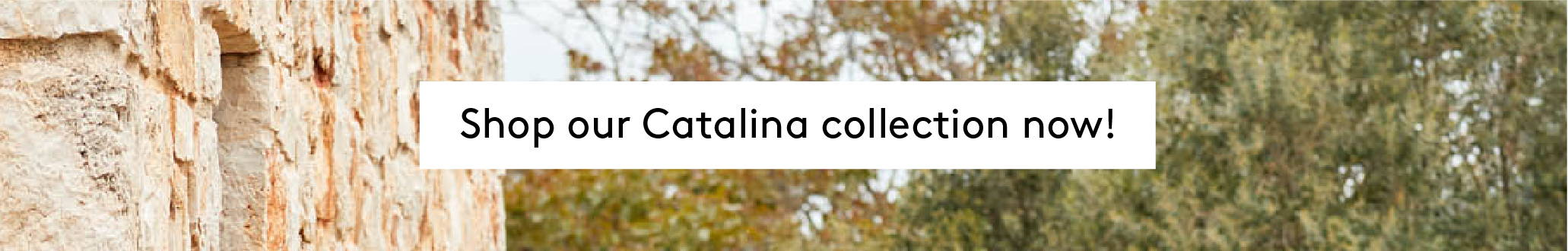 Shop our CATALINA collection now!