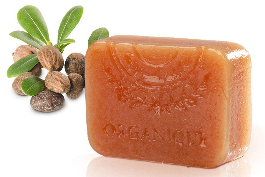 Glycerin Handmade Soap With Shea Butter For Dry Skin from Organique natural cosmetics