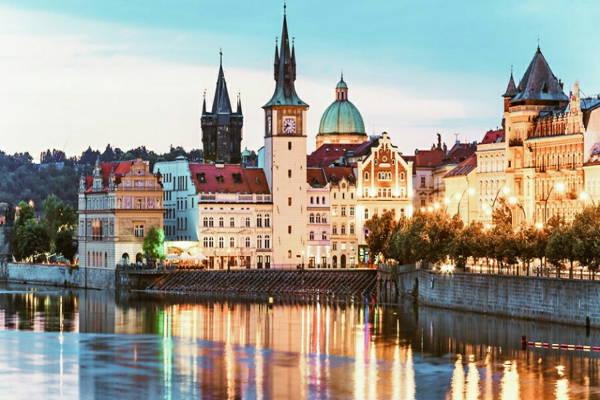 Что посмотреть в Праге за 3 дня: самостоятельный маршрут