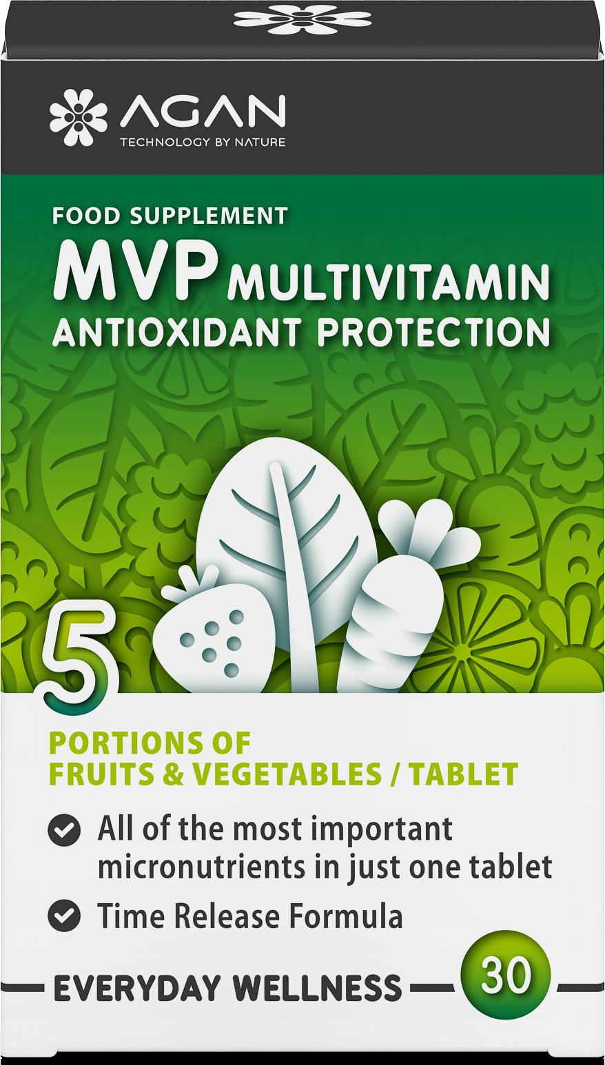 MVP MULTIVITAMIN ANTIOXIDANT PROTECTION
