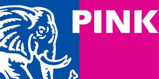 Pink Elephant logo