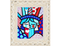 'FREEDOM' BY ARTIST ROMERO BRITTO