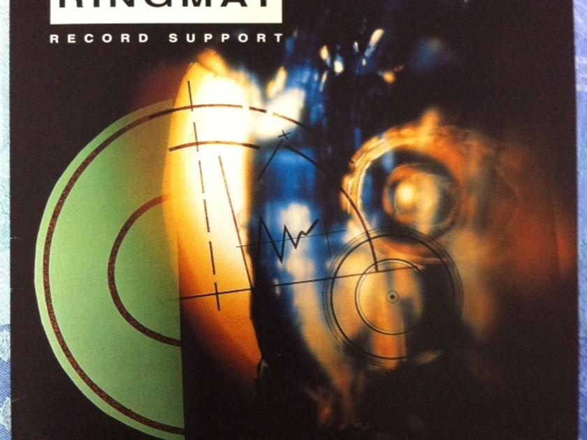 Ringmat  330 MKII XLR Anniversary Record Mat