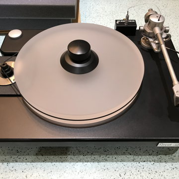 Scout Turntable w/JMW-9 Signature Arm,