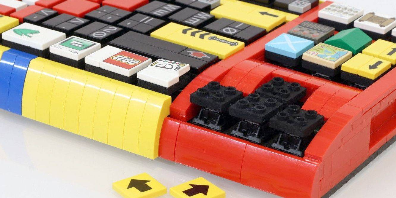 CHERRY MX KEY SWITCHES TO LEGO