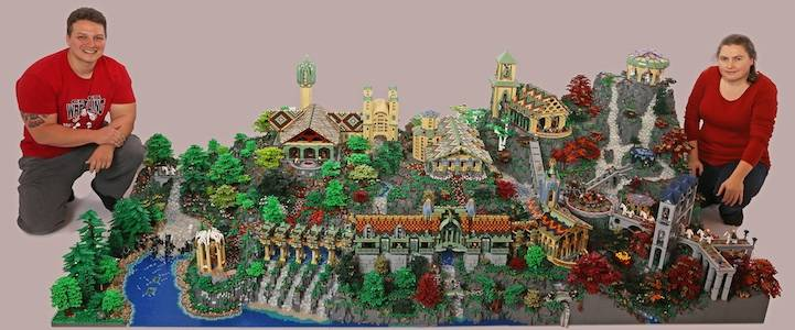 The Lord of the Rings Rivendell