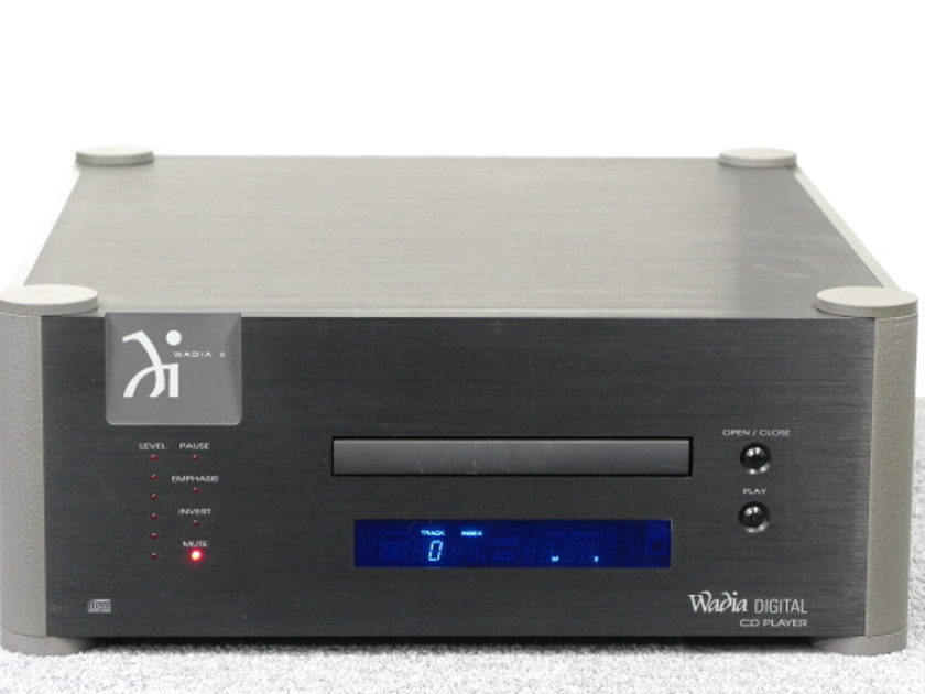 Wadia 6 CD Player