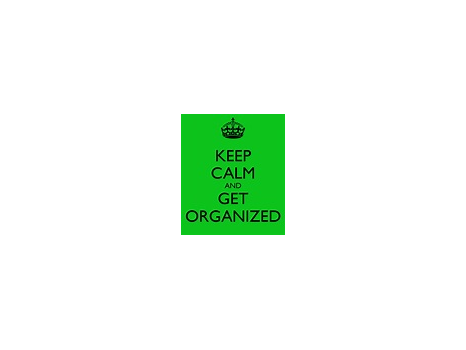 Get Organized with GCW Personal Assistant Services