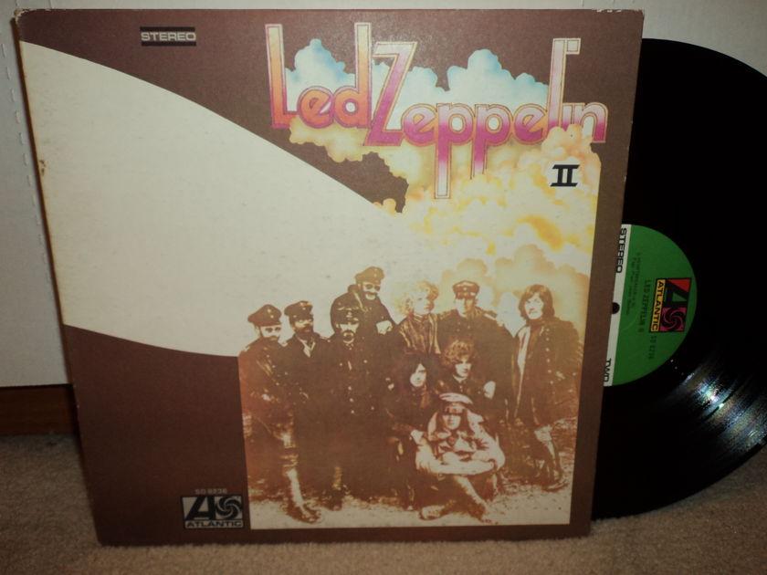 Led Zeppelin II - 1969 Atlantic SD 8236 VG+/VG+