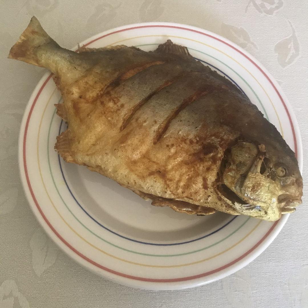 Turmeric fried fish 🐠 👍🏻🤗
