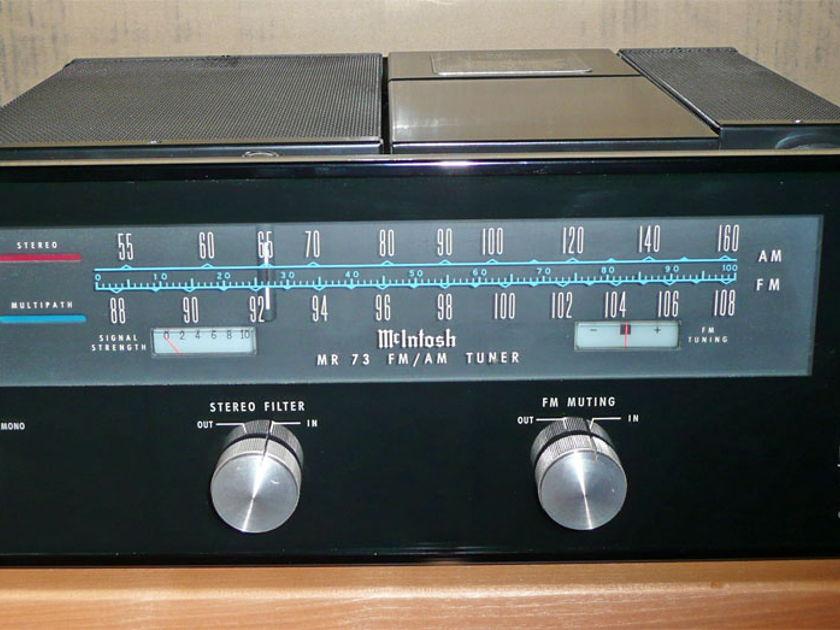 McIntosh MR-73 AM/FM Tuner
