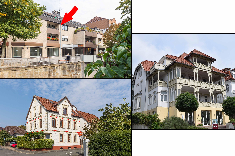 Wohnungen In Bad Salzuflen : city wohnungen in bad salzuflen drei auf einen streich ~ Watch28wear.com Haus und Dekorationen