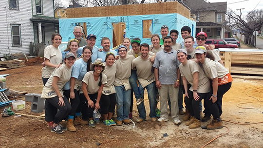 Service and Learning through Spring Break