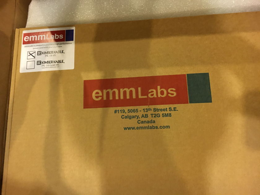 EMM Labs DCC2 Se Nice Unit in Great Condition