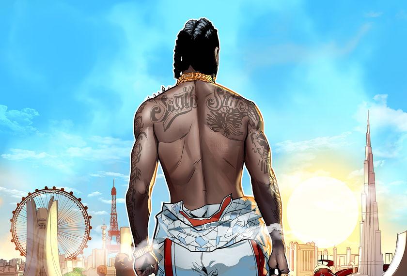 Burna Boy artwork