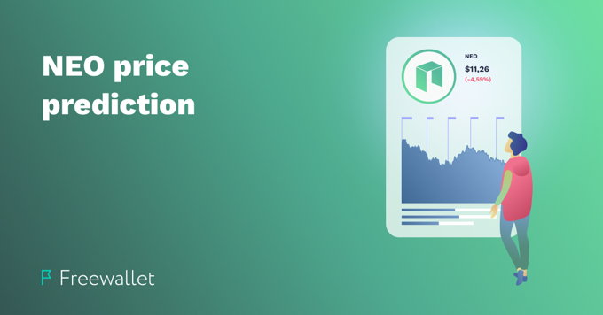 NEO price prediction 2020, 2025